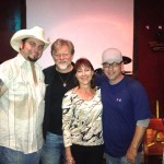 Texas Singer Songwriters Cody Rowe Dick LeMasters and Douglas Greer