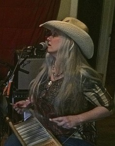 Texas Singer Songwriter JudyAnn Lloyd